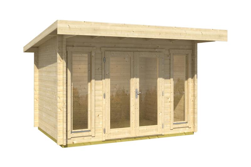 lasita maja gartenhaus barbados mini bei gartenhaus2000. Black Bedroom Furniture Sets. Home Design Ideas