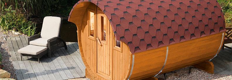 sauna fur zuhause fasssauna 2 personen