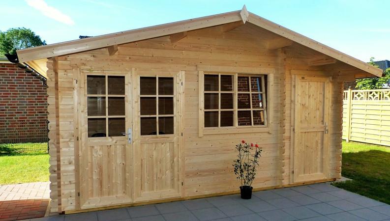 kundenreferenz gartenhaus borkum 3 gartenhaus2000 magazin. Black Bedroom Furniture Sets. Home Design Ideas