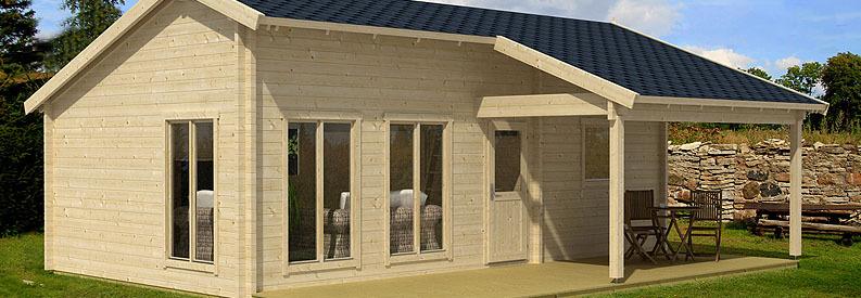 wohnen im gartenhaus das beste aus wohndesign und m bel inspiration. Black Bedroom Furniture Sets. Home Design Ideas