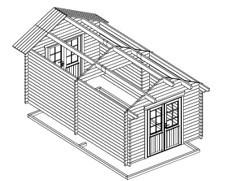 gartenhaus konfigurator gartenhaus nach ma planen. Black Bedroom Furniture Sets. Home Design Ideas