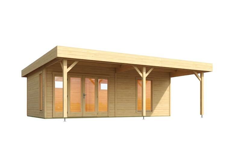 gro es gartenhaus brava bei gartenhaus2000 online kaufen. Black Bedroom Furniture Sets. Home Design Ideas