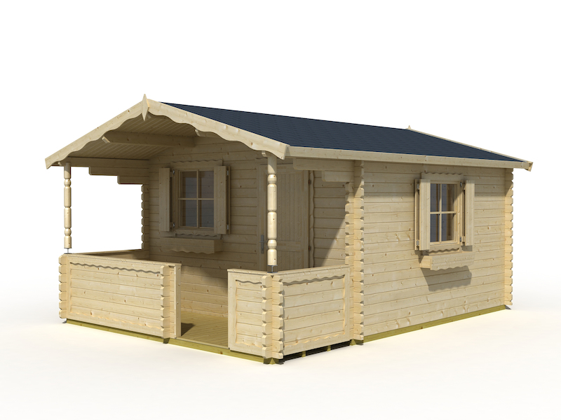 gartenhaus innen gestalten wohndesign. Black Bedroom Furniture Sets. Home Design Ideas