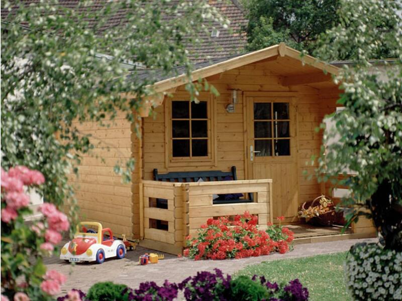 Modernes Gartenhaus modernes gartenhaus skagen 44 b isolierverglast