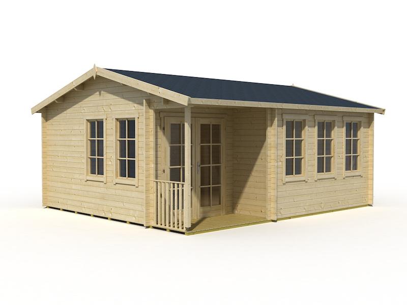 gro es 2 raum gartenhaus sri lanka von gartenhaus2000. Black Bedroom Furniture Sets. Home Design Ideas