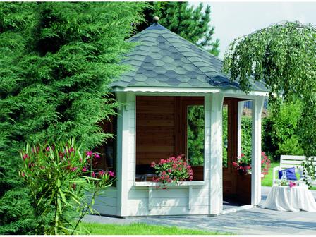 der gartenpavillon als treffpunkt gartenhaus2000 online magazin. Black Bedroom Furniture Sets. Home Design Ideas