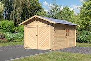 Garage 28mm BB (naturbelassen)