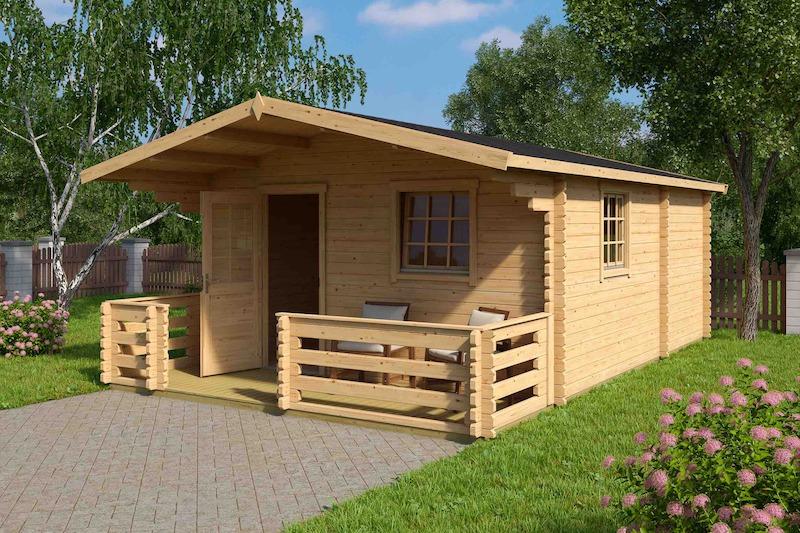 Gartenhaus Elba 44