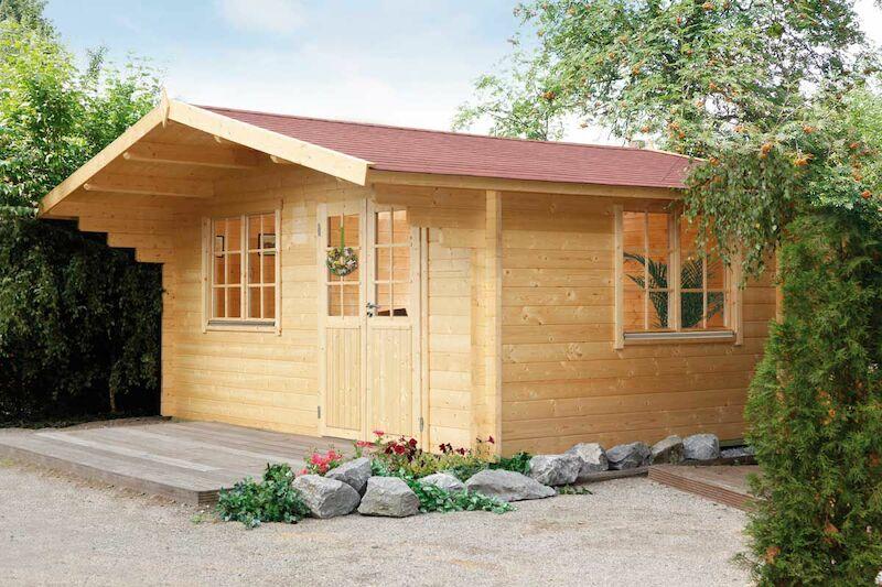 gartenhaus kim 44 a xl bei gartenhaus2000. Black Bedroom Furniture Sets. Home Design Ideas