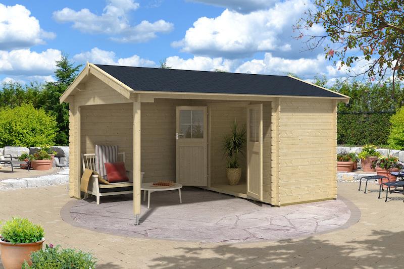 gartenhaus walter 300 bei gartenhaus2000. Black Bedroom Furniture Sets. Home Design Ideas