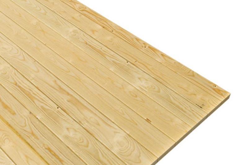 Dämmung Fußboden Gartenhaus ~ Fußboden